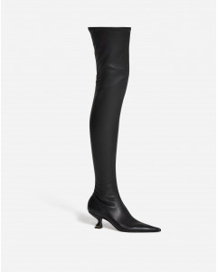LEATHER RITA THIGH-HIGH BOOTS