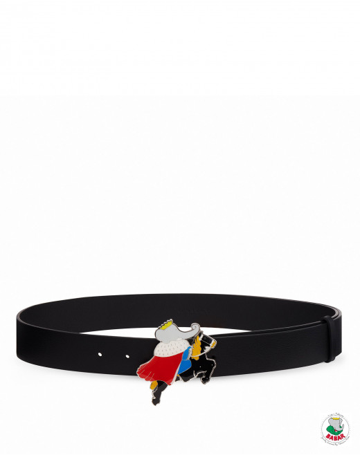 LEATHER BABAR BELT