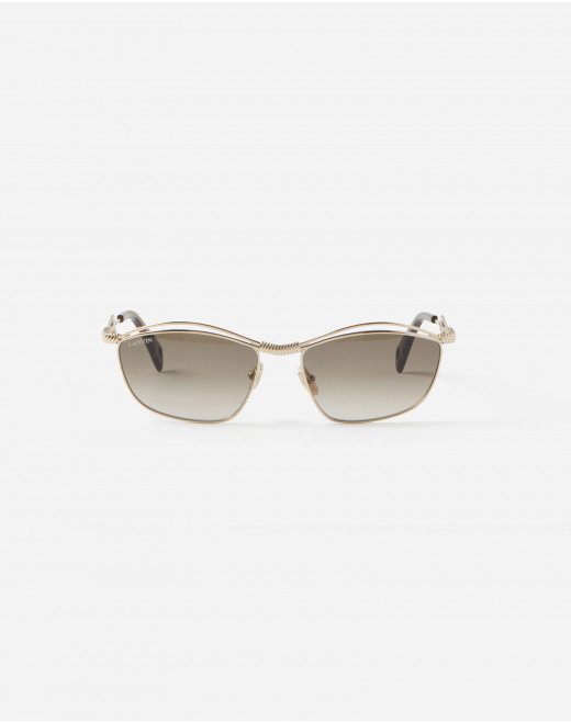 Twisted sunglasses
