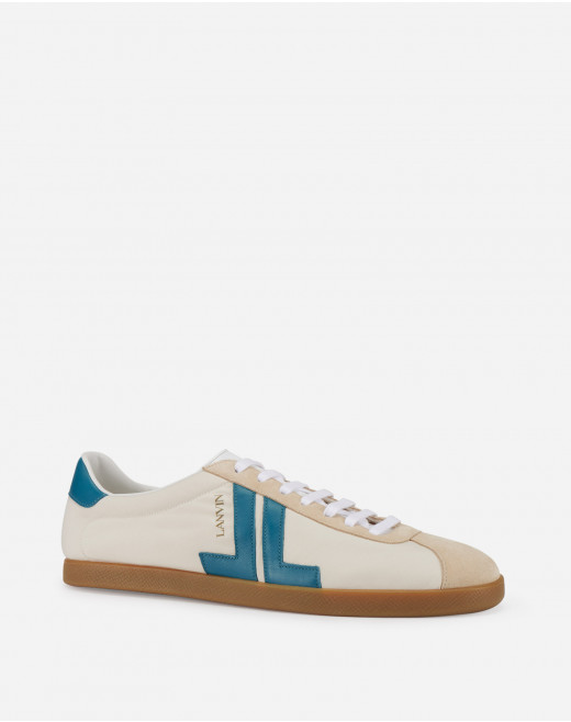 GLEN SNEAKERS IN NYLON, SUEDE AND LEATHER