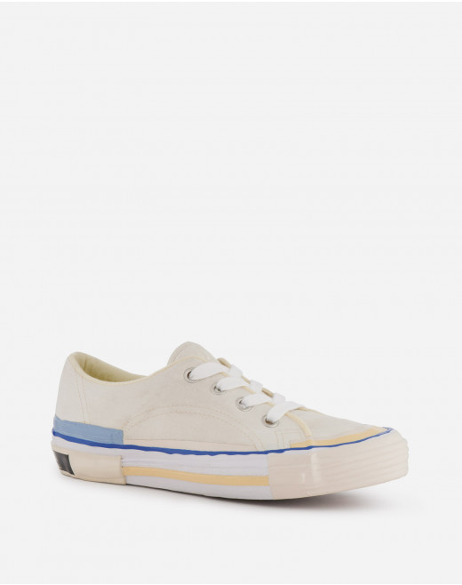 VULCANIZED MLTED SNEAKERS IN COTON