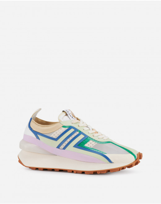 TECHNICAL FABRIC BUMPR SNEAKERS