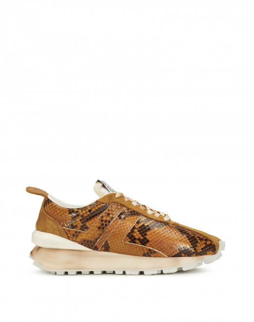 PYTHON BUMPER SNEAKERS