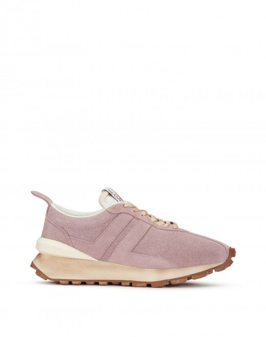 SUEDE BUMPR TRAINERS