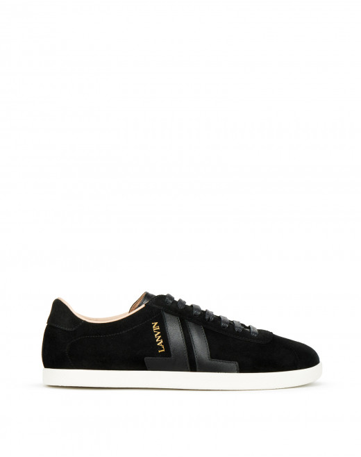 SUEDE GLEN SNEAKERS