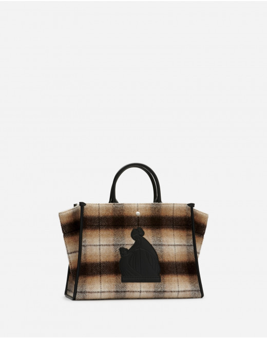 IN&OUT TOTE BAG MM