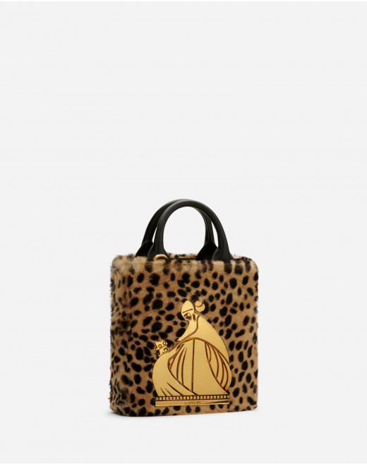 MOTHER AND CHILD TOTE BAG SM