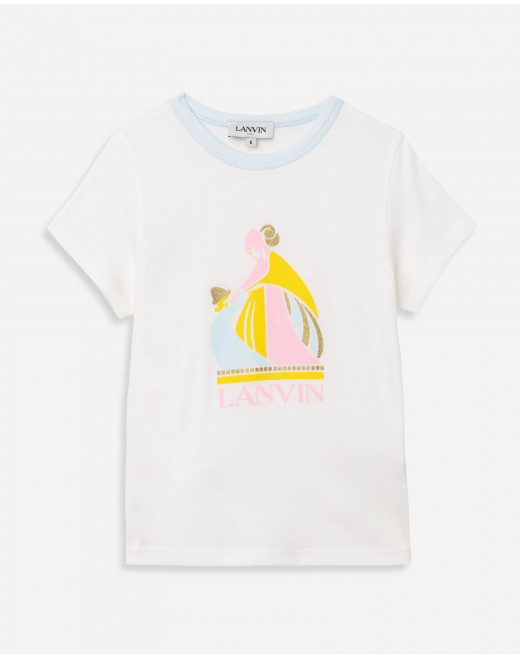 CHILD MOTHER AND CHILD T-SHIRT
