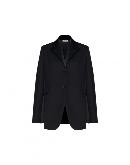 TWISTED SEAM TAILORED JACKET