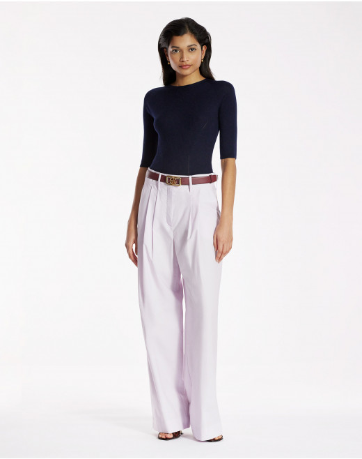 HIGH-WAISTED LARGE PANTS
