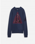 HOODIE LANVIN TRIANGLE