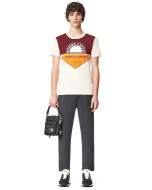 PRINTED PATCHWORK T-SHIRT