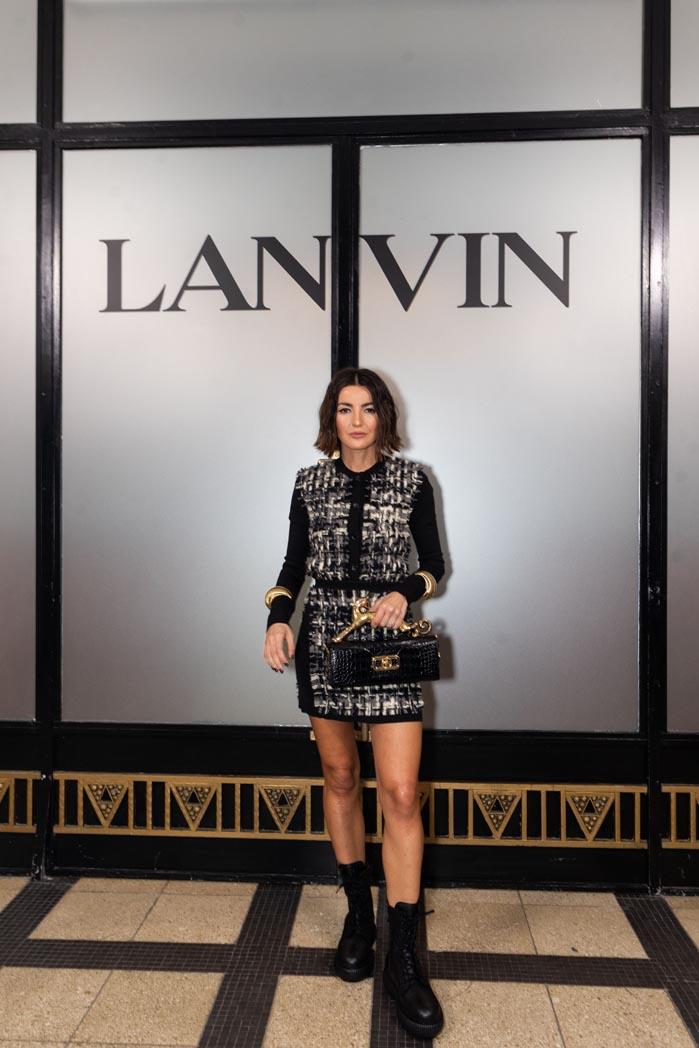 Alexandra Pereira Lanvin