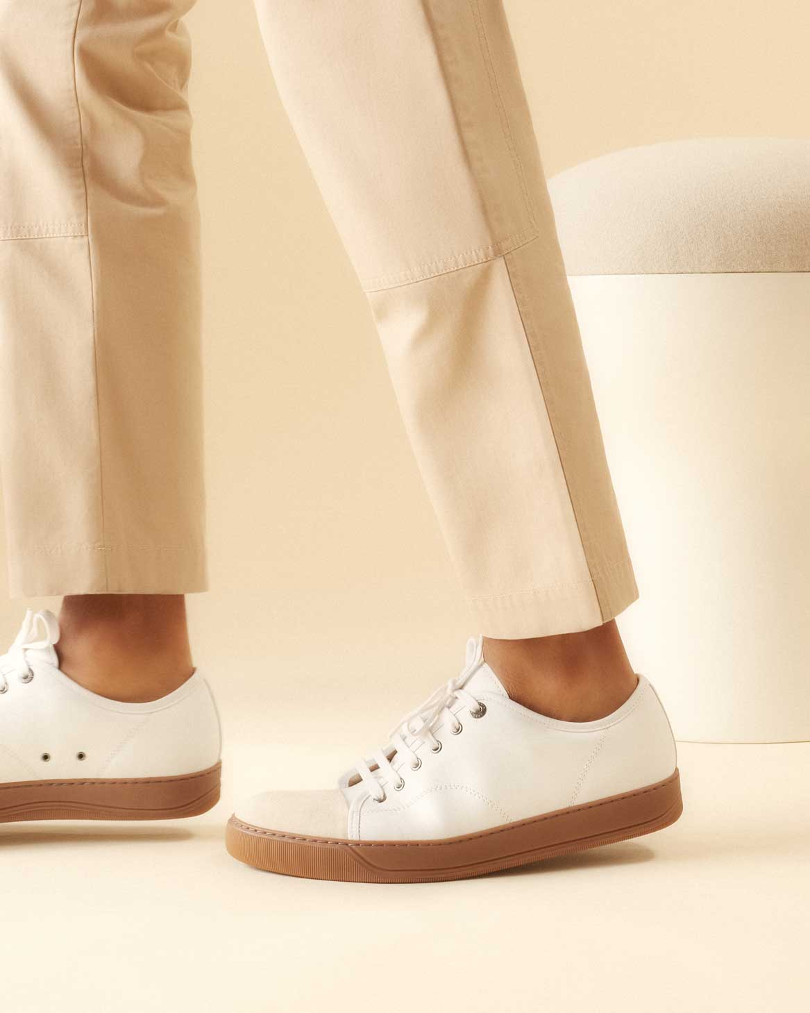 DBB1 Sneakers Weiss