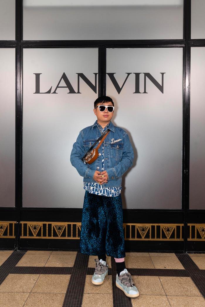 Declan Chan Lanvin
