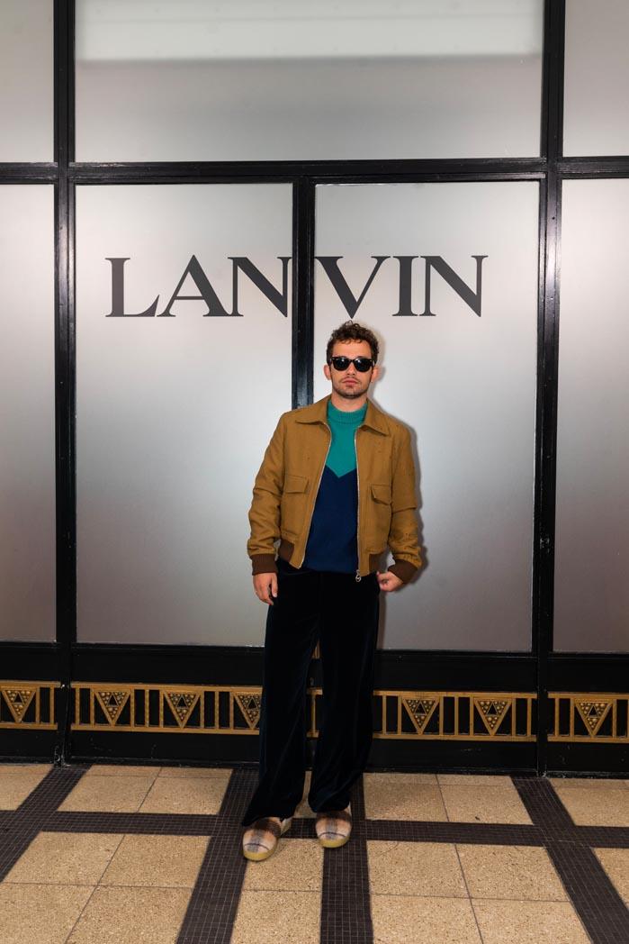 Eli Brown Lanvin