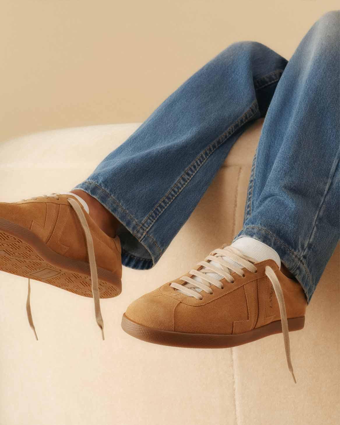 Sneakers Glen beige