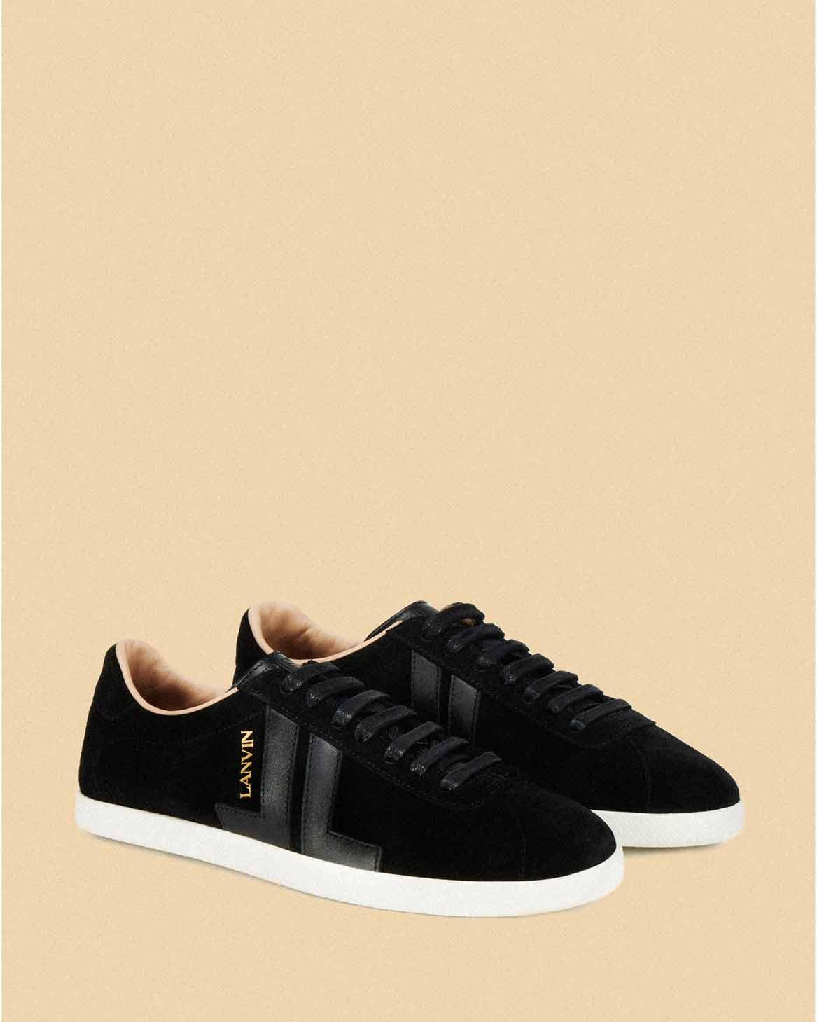 Sneakers Glen schwarz