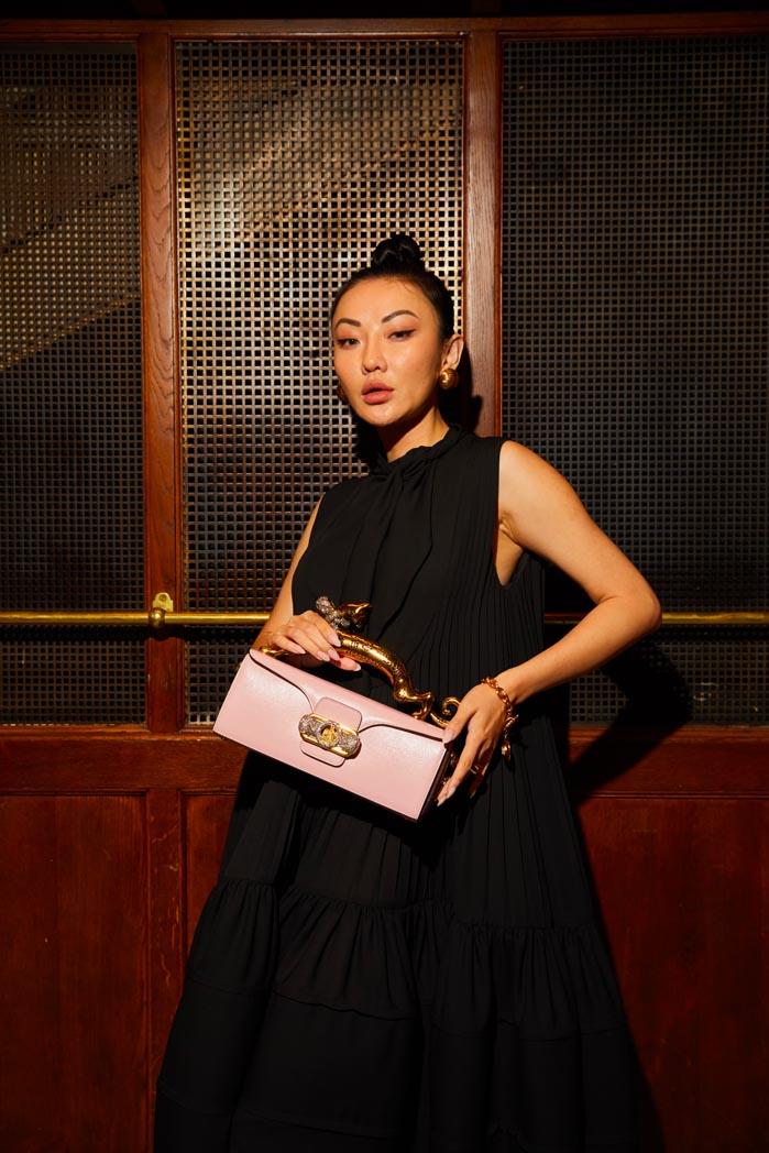Jessica Wang Lanvin