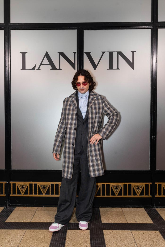 Nicolas Maury Lanvin