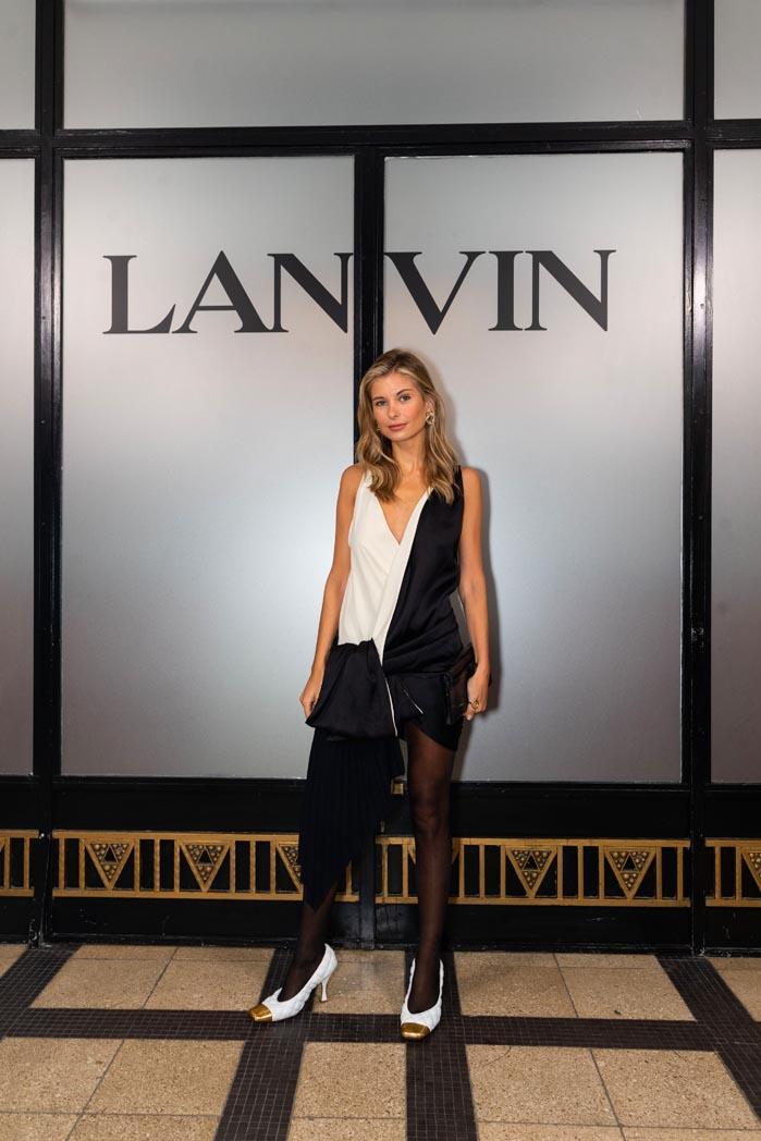 Xenia Adonts Lanvin