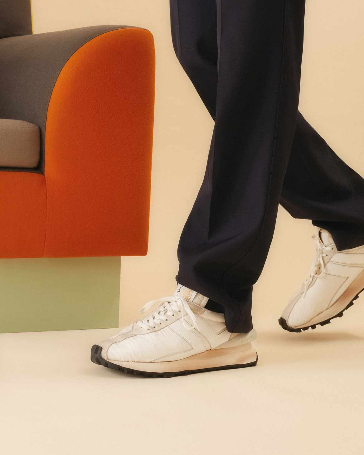 Sneakers Bumpr blanche