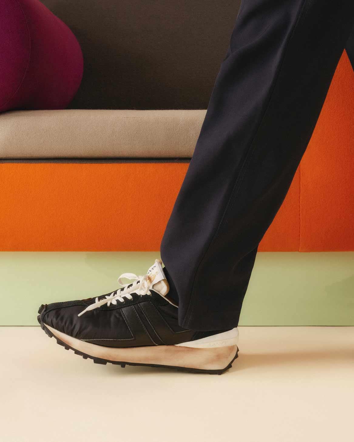 Sneakers Bumpr noire