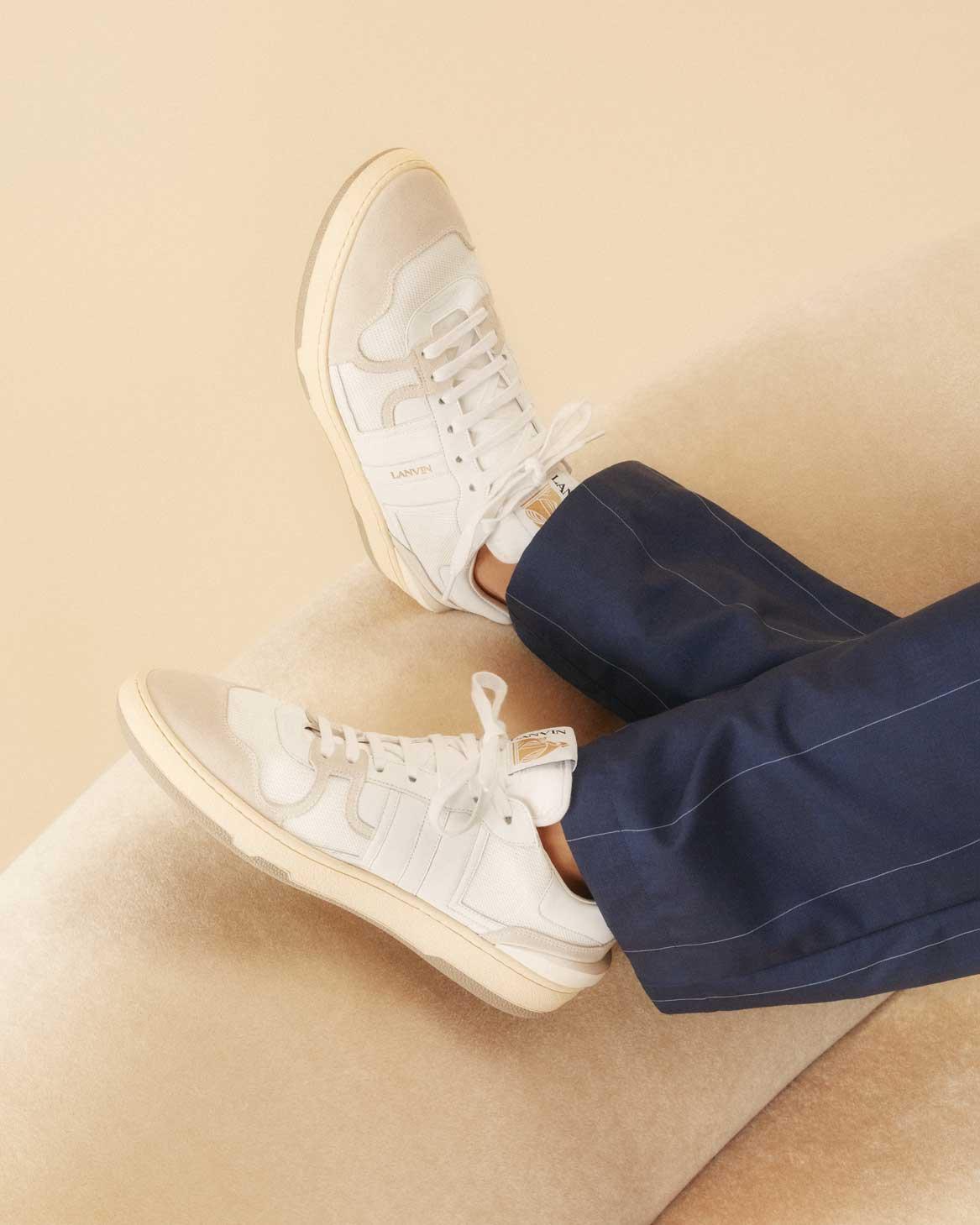 Sneakers Clay bianca