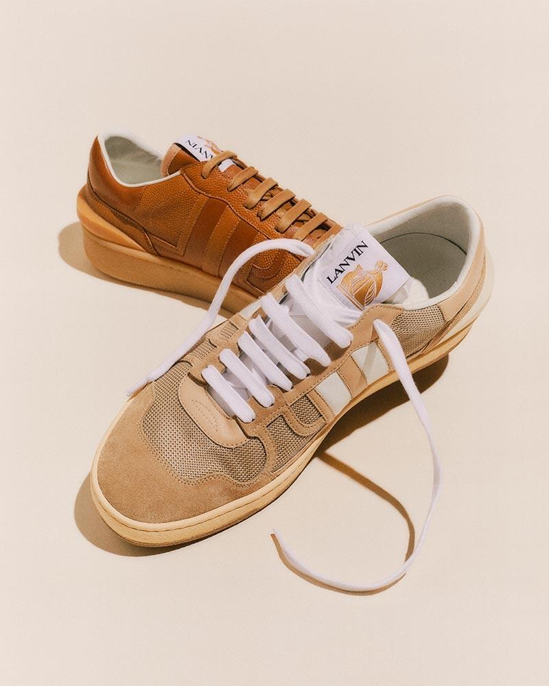 Clay Sneakers Lanvin
