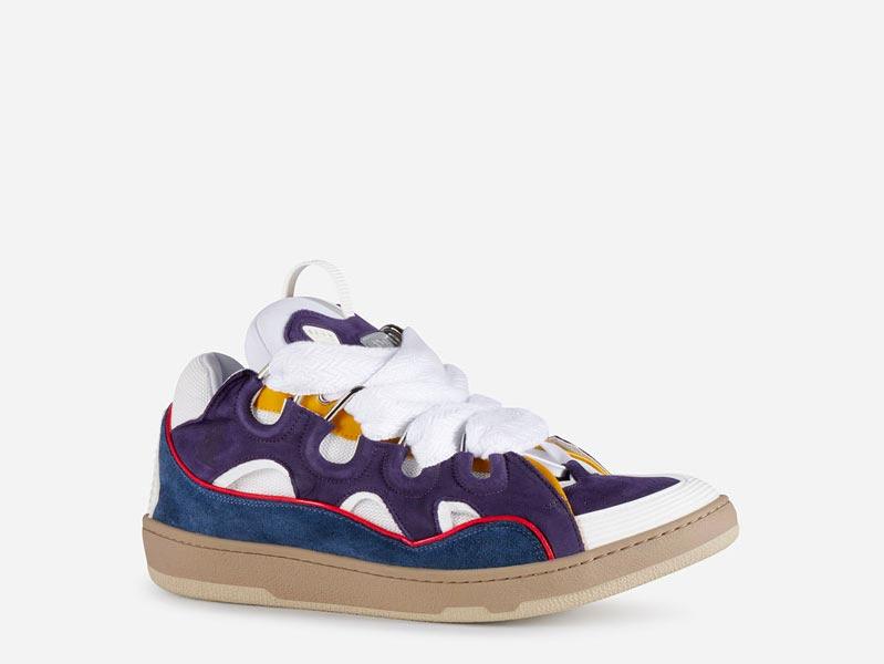 Curb Sneakers Lanvin