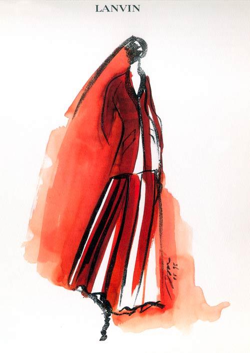 Dominique Morlotti Drawing