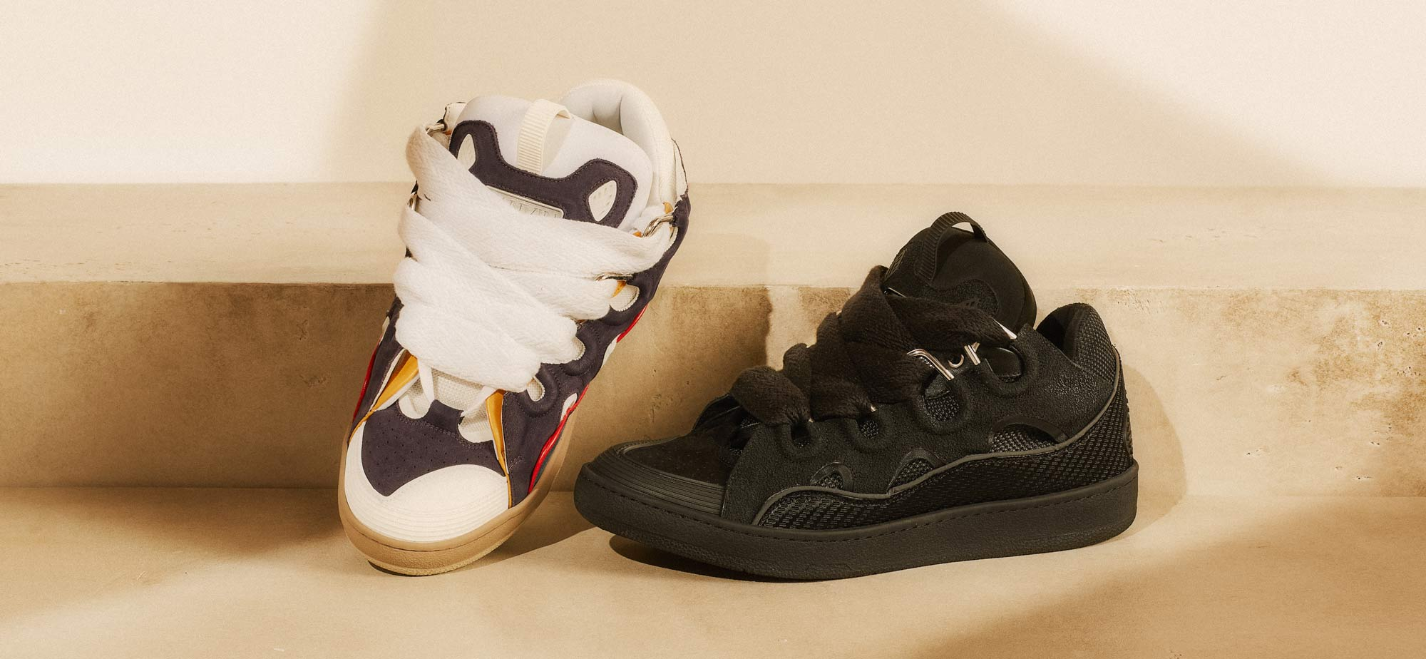 Curb Sneakers Lanvin