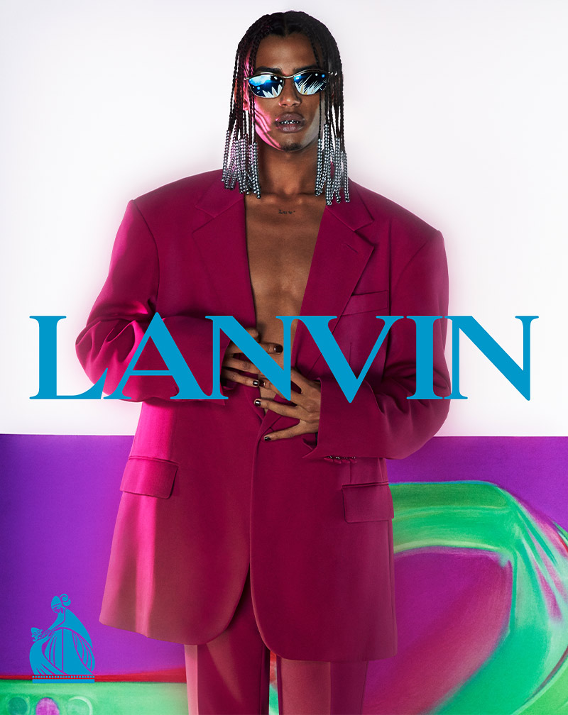 Campagne FW21 Lanvin