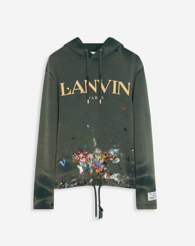 Gallery Dept X Lanvin Sweatshirt