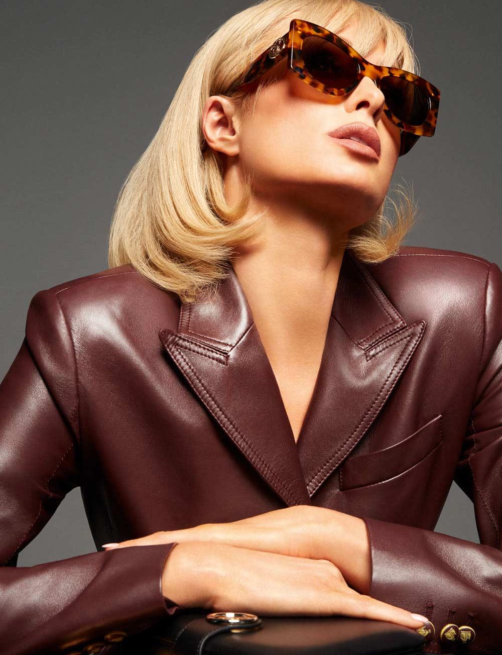 Paris Hilton Lanvin Sunglasses