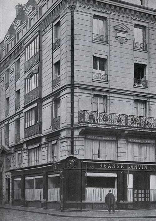Faubourg Saint Honoré - Lanvin Shop