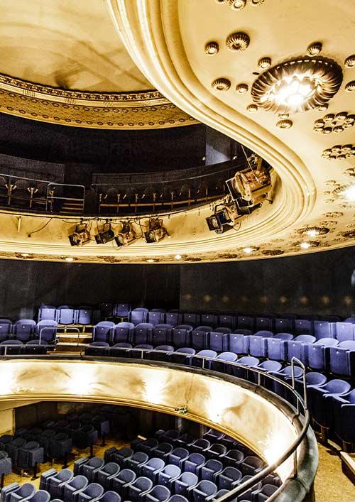 Théâtre Daunou, Lanvin Decor